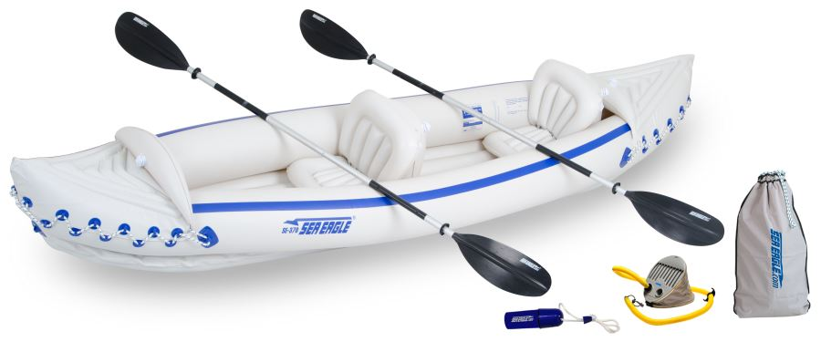 SE 370 - Inflatable Kayak