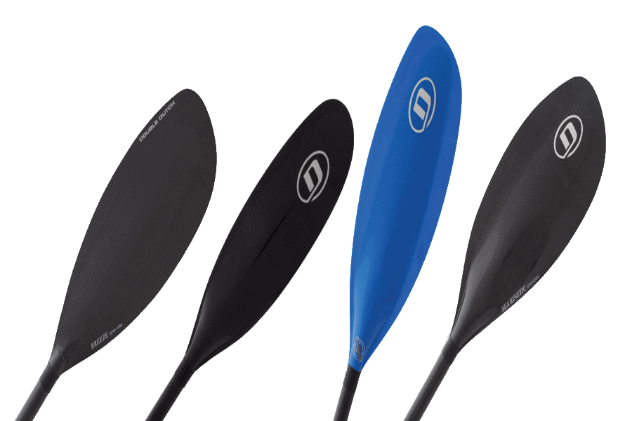 Different paddles