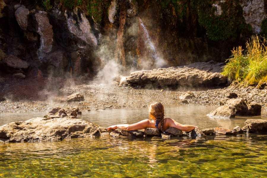 Hot Springs at Black Canyon