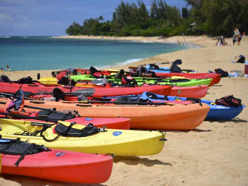 How to choose my first kayak