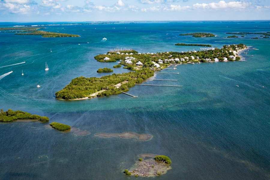 Pine Island in Florida