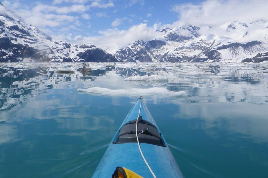 Glacier Bay Kayaking