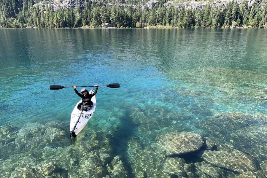 Emerald Bay - Folding Kayak